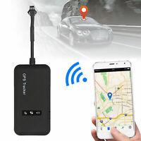 LOCALIZZATORE GPS GSM GPRS ANTIFURTO TRACKER per AUTO MOTO CAMION