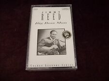 "JIMMY REED ""BIG BOSS MAN"" CS TAPE SEALED GOLDEN LEGENDS USA 1993 GUITAR BLUES"