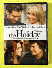 The Holiday ~ New DVD Movie ~ 2006 Cameron Diaz Jude Law Jack Black Christmas