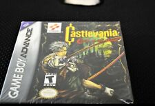 New in Factory Packaging Castlevania: Circle of the Moon (1770)