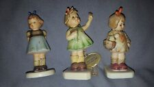"""Lot Of 3 Figurines By W Goebel """"Two Hands One Treat"""" """"Forever Yours"""" """"I Brought."""