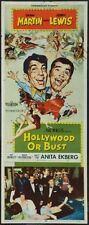 Hollywood Or Bust Movie Poster Insert #01 Replica