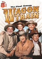 Wagon Train: The Complete Season Eight (The Final Season) [New DVD]