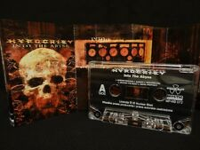 HYPOCRISY Into The Abyss / 2000 / MC CASSETTE ( EX ) AT THE GATES, IN FLAMES