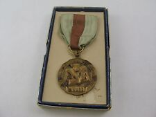 Rare Vintage Dekalb Agricultural Accomplishment Award Medal