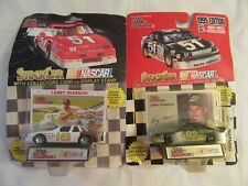 Larry Pearson 1991 #16 & 1995 #92 Racing Champions 1/64