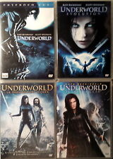 UNDERWORLD 1-2-3-4 - 4 DVD Beckinsale Speedman