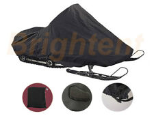 Deluxe Heavy Duty Snowmobile Cover Yamaha Polaris Universal Waterproof GHXC4