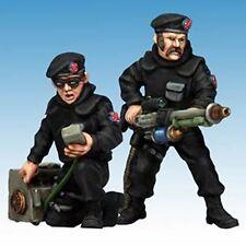 Crooked Dice - 7TV 2nd Ed Inch High Spy-Fi - X-Commando Advanced Weapon Team