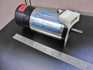 NEW Electro-Craft E19-2; Servo Motor w/ brake; DC Permanent Magnet - Puma Robot