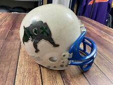 """Riddell """"Knights"""" White Football Helmet - Youth Medium"""