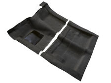 New 1966-70 Fairlane Carpet 2-Door Automatic 68-71 Torino Ford Black Cut Pile