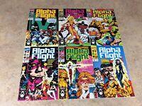 7430 The Avengers #322 ~ VF ~ 1990 MARVEL COMICS Alpha Flight Escalation!