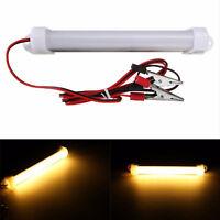 Warm White 12V 5630 LED Light Bar Tube Strip Lamp For Caravan Van Trailer Boat
