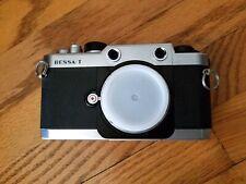 Voigtlander Bessa T - Leica M Rangefinder - Minty! film camera