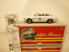 TOGI ALFA ROMEO GIULIA GT 2000 #33 - WHITE 1:23 - EXCELLENT CONDITION IN BOX