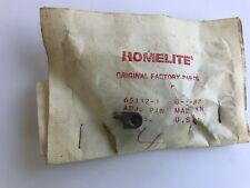 Homelite Bar adjuster pin 65112  NOS