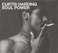 CURTIS HARDING - SOUL POWER  CD NEU