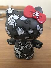Hello Kitty Tokidoki 35th Anniv. Vinyl Figure Figurine Urban Rare Grey 2010