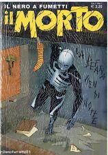 Fumetto Noir IL MORTO n.5