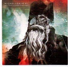 (EL188) Nicholson Heal, Why The Caged Bird Sings - 2013 DJ CD