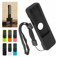 Practical Remote Controller Case Silicone Cover Skin For Apple TV 4th Gen Siri