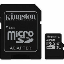 KINGSTON Micro SDHC/Micro SDXC Class 10 UHS-I Memory Card Micro SD 32GB