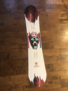 2019 Capita Ultrafear 153 Snowboard