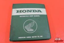 OEM 1984 Honda NN50MD GYRO Service Manual PART# 61GK000