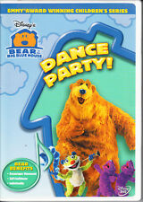 Bear in the Big Blue House - Dance Party! (DVD)