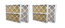 2 Air Filters for Aprilaire Spacegard 2200 201 2400 401