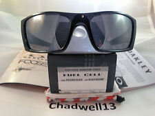 *NEW* OAKLEY FUEL CELL CHIP FOOSE Pol Black w/ BLACK Iridium Lens OO9096-66