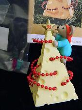 Hallmark Keepsake-Chris Mouse Light Ornament- 11th in Magic Collector's Series
