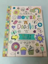 Notebook Journal Ruled Paper Writing Notes A6 Pretty Scribbles Hallmark