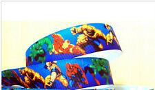 Avengers Ribbon includes Iron Man Spiderman Hulk & Thing