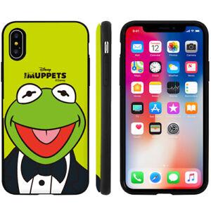 Genuine Disney Muppets Card Door Case iPhone 6/6S/iPhone 6/6S Plus Case 10 Types