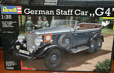 "Revell 03235 German Staff Car ""G4"" 1/35"