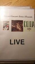Dream Concert Series Presents: Led Zeppelin's Presence/In Thru /Coda LIVE on DVD