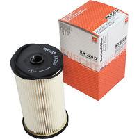 Original MAHLE / KNECHT Kraftstofffilter KX 220D Fuel Filter