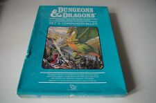 Dungeons & Dragons Companion Rules box set