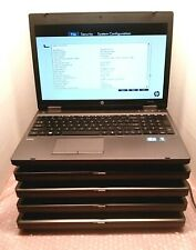 Lot of 33 HP ProBook 6560b Laptop Intel Core i5 2nd Gen. 2.5GHz No RAM/HDD