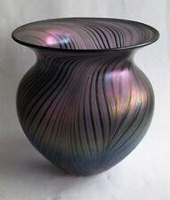 Studio Glass Vase - Liam Carey