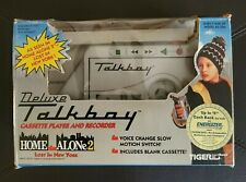 Vintage Talkboy by Tiger; **Early Production Model**; Home Alone 2; New in Box