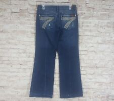 7 Seven For All Mankind DOJO Womens Jeans Size 27 27x31