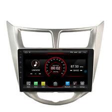 "9"" Android 10 Headunit Car GPS Stereo Radio Sat System for Hyundai Accent Verna"
