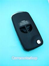 SUZUKI Remote 2 Button Flip Key Shell Case Replacement Aerio SX4 SWIFT