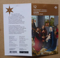 2015 CANADA CHRISTMAS STAMP BOOKLET 12 STAMPS MINT