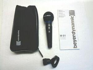 Beyerdynamic Mikrofon M01