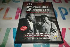 LES 5 DERNIERES MINUTES RAYMOND SOUPLEX  / 3 EPISODES / 2 DVD SERIE TELE