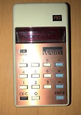 P10 MONTGOMERY WARD DNS-8678A ULTRA RARE VINTAGE CALCULATOR Not Working